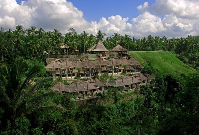 Viceroy Bali - Vue d'ensemble