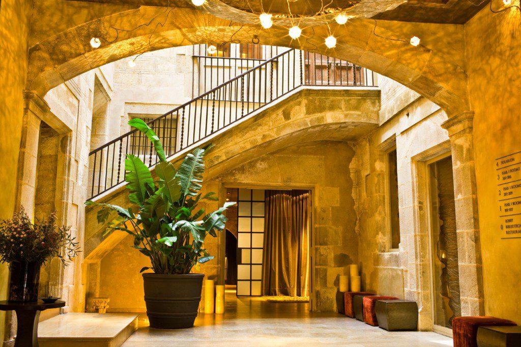 Hotel Neri Barcelone - Hall