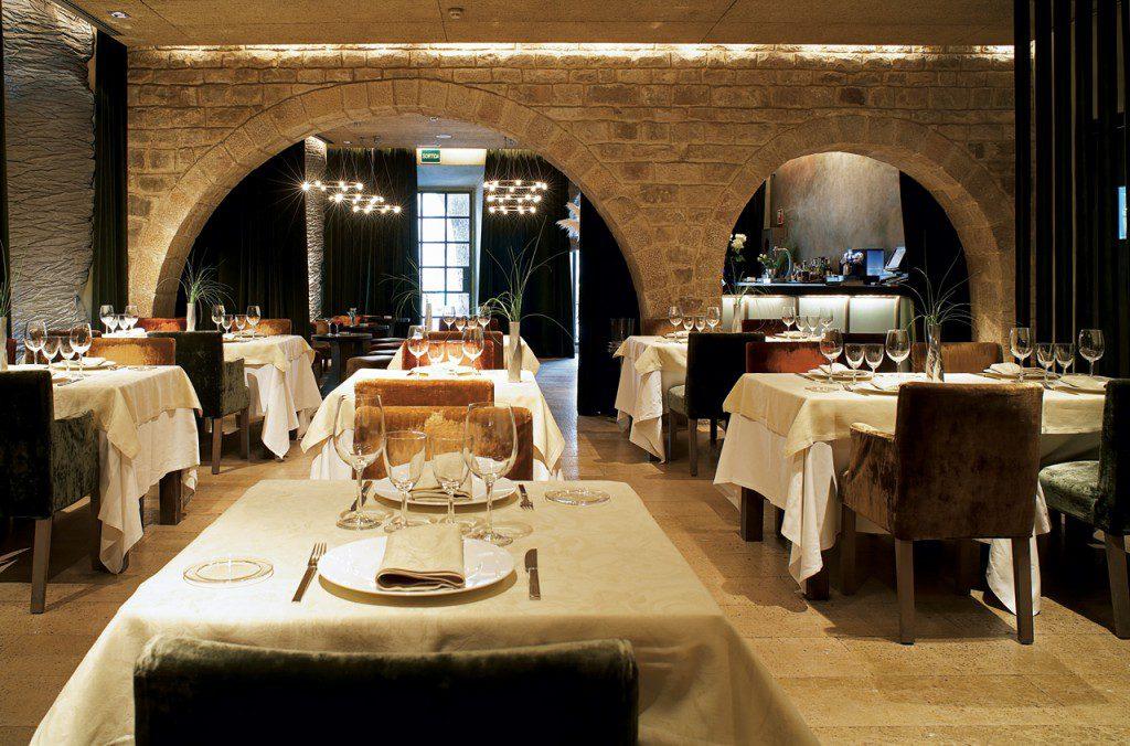 Hotel Neri Barcelone - Restau1