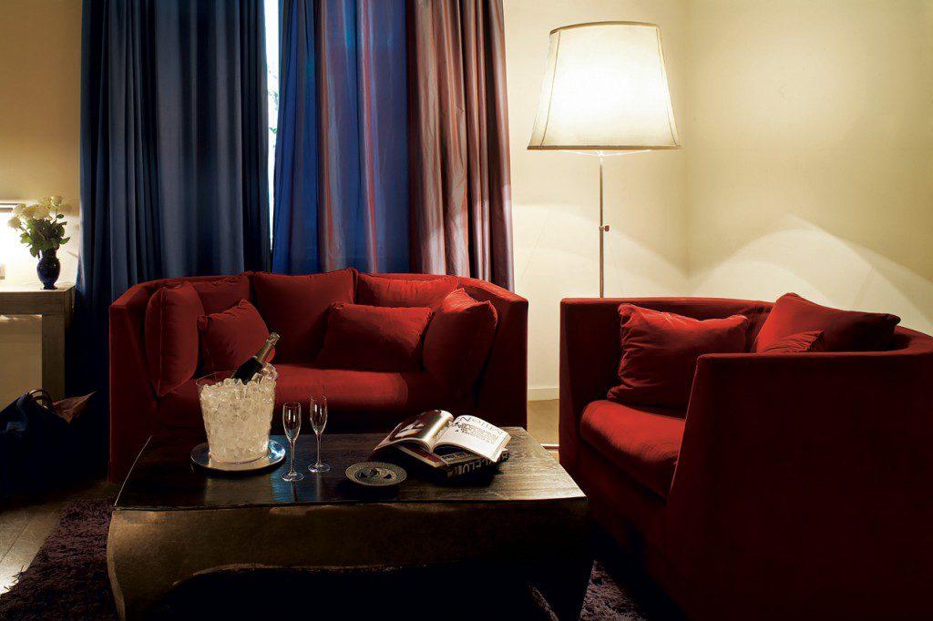 Hotel Neri Barcelone - Salon Neri Suite
