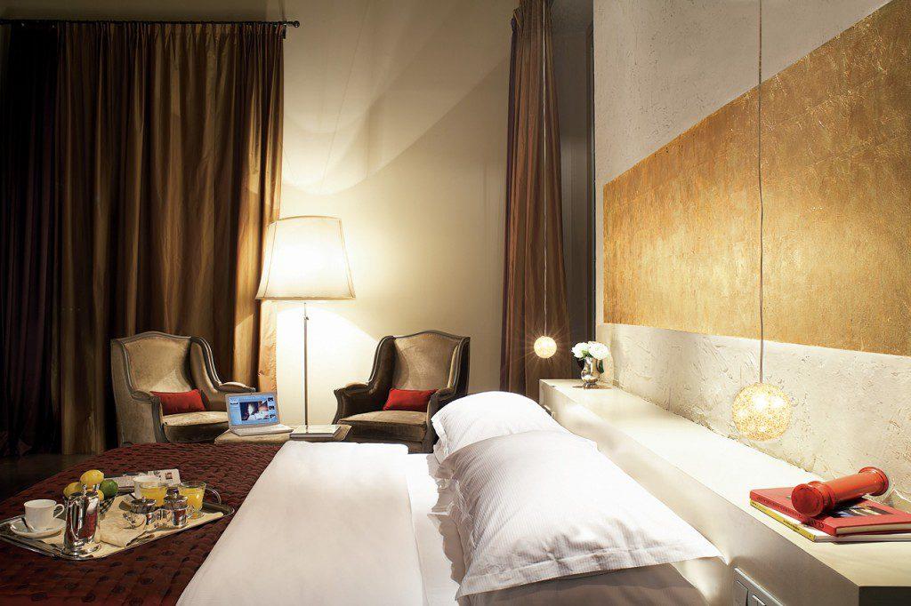 Hotel Neri Barcelone- chambre suite