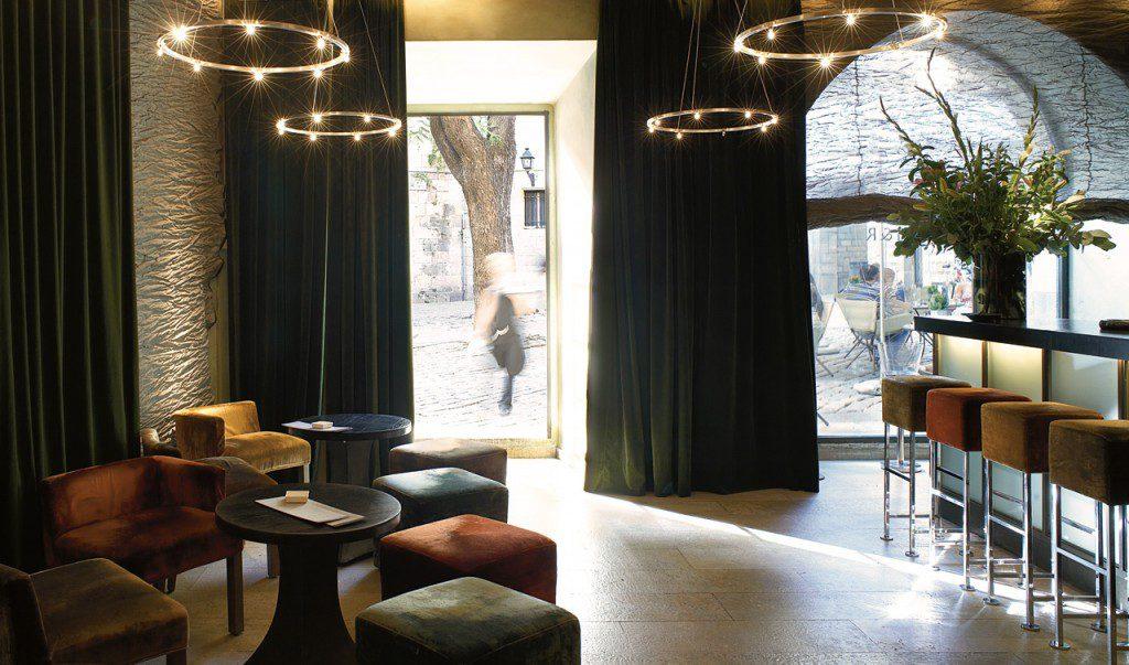 Hotel Neri Barcelone - lounge Bar