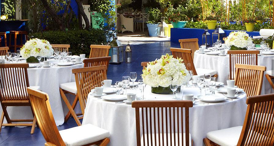 Shore Club South Beach Miami - terraza dehors