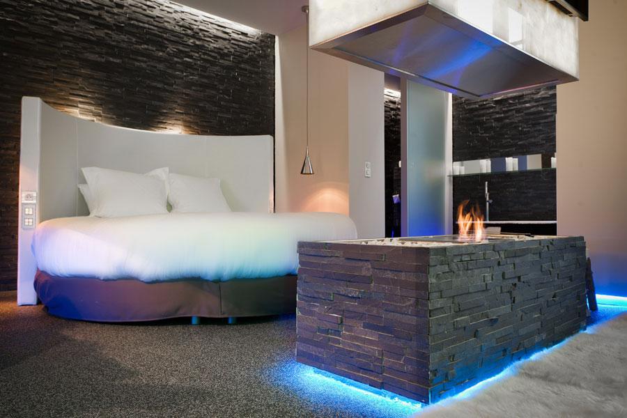 Seven hotel paris boutique hotel 4 toiles design et for Hotel design paris 11