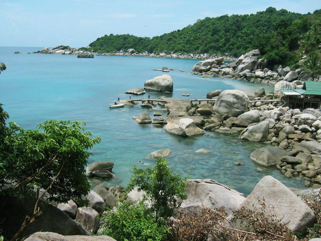 Koh Tao - Hin Wong Bay - Thailande