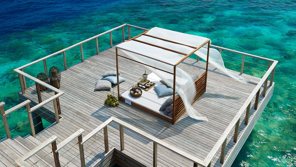 Hotel dusit thani maldives -Benjarong_Private_Dining_Deck