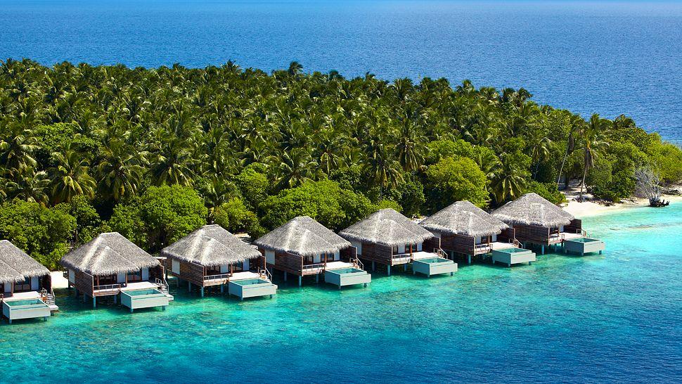 Hotel dusit thani maldives Lagoon_Villas