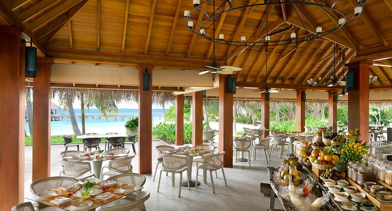 hotel dusit thani - maldives - The-Market