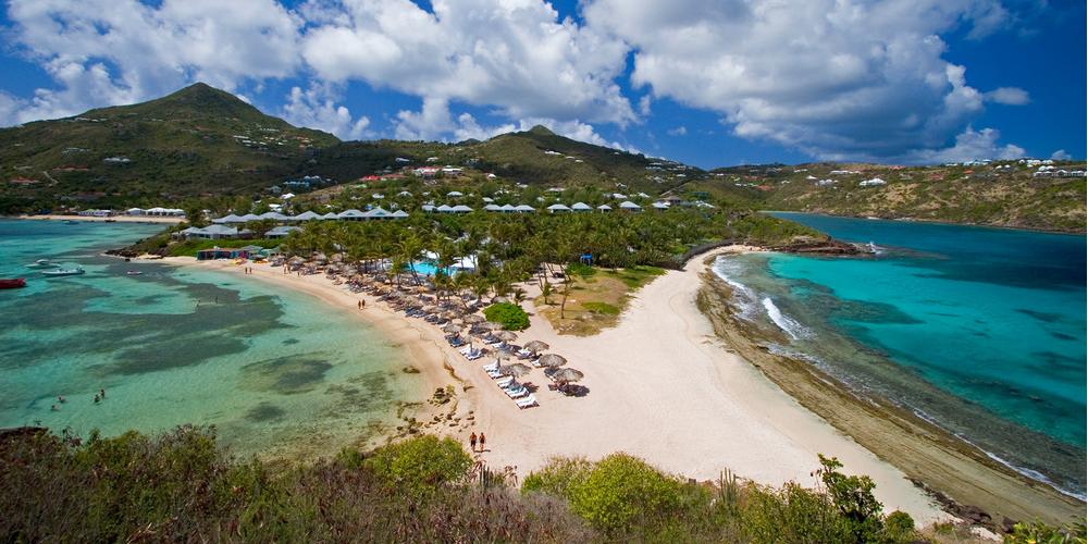 Hotel Guanahani Saint Barth - plage