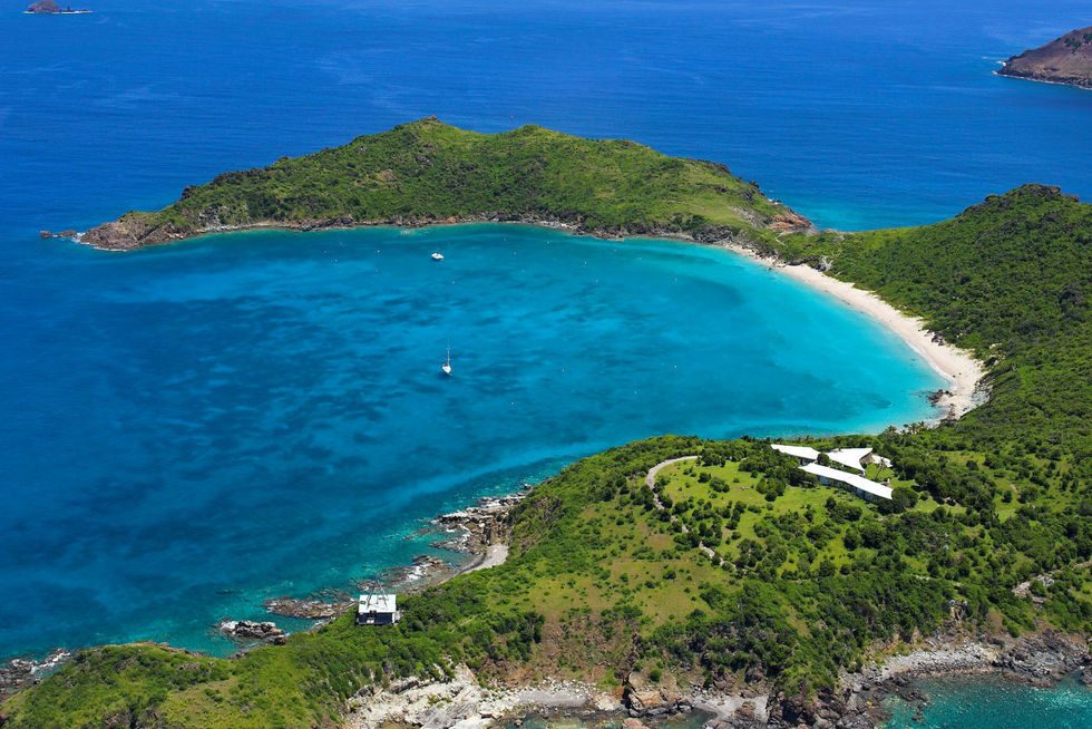 saint Barth Plage colombier