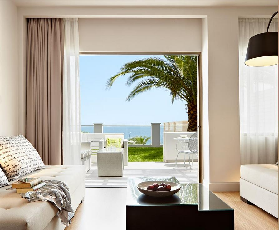 Hotel Marbella Corfou Grece - Chambre Family supérieure