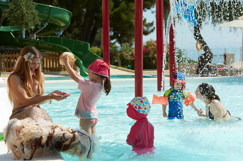 Hotel Marbella Corfou Grece - Piscine enfant