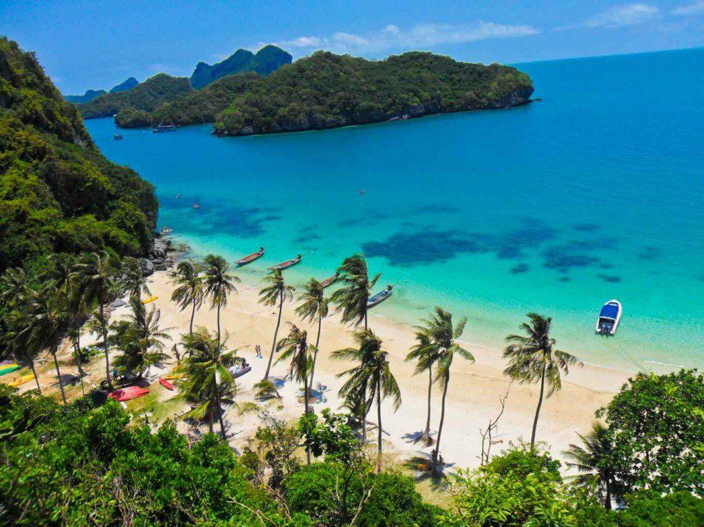 Koh Phangan - Ang-Thong-Marine-Park