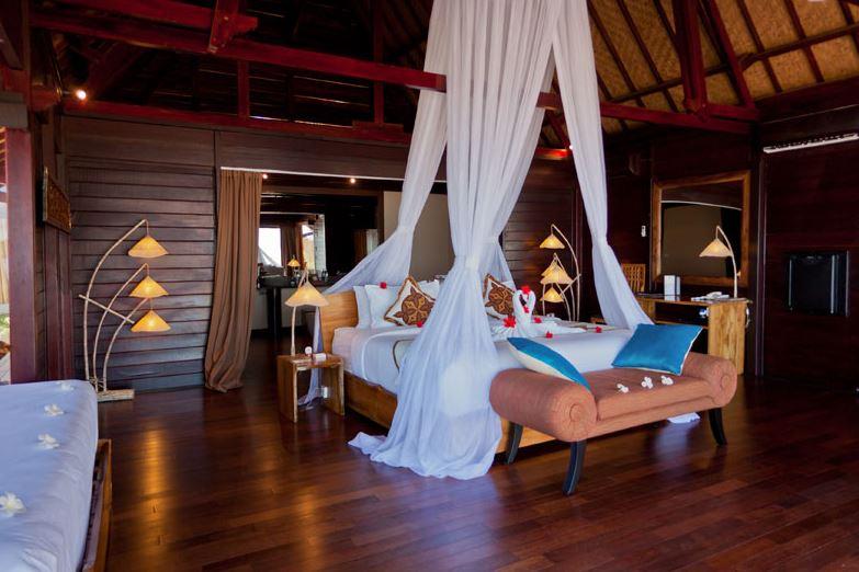 Koh Phangan - hotel Kupu kupu