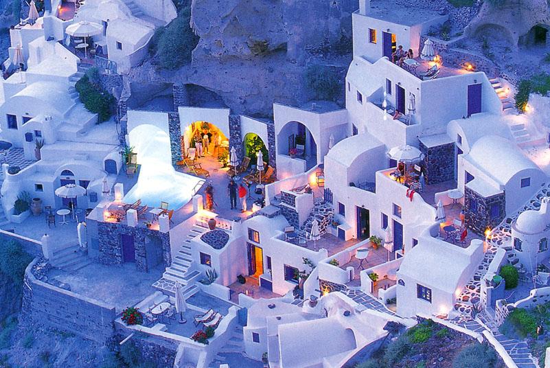 ile de Santorin - guide de voyage