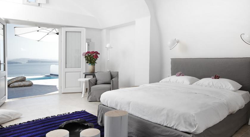 santorin - Hotel Santorini Secret - Oia chambre