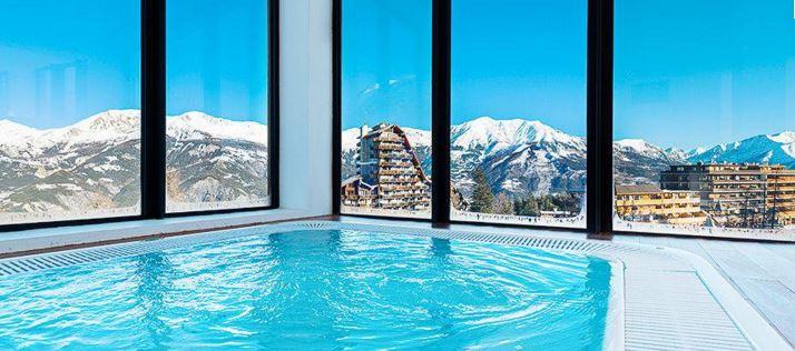hôtel ski - hotel saint charles Val Cenis - spa