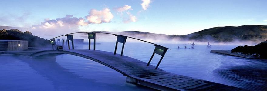 Blue Lagoon à visitez pour un weekend inoubliable en Islande
