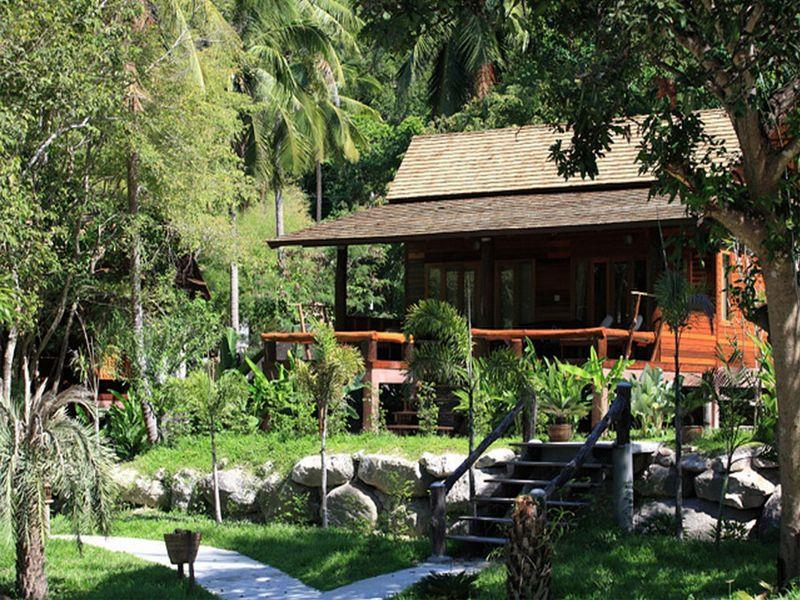 Bungalow Hotel Sensi Paradise Koh Tao