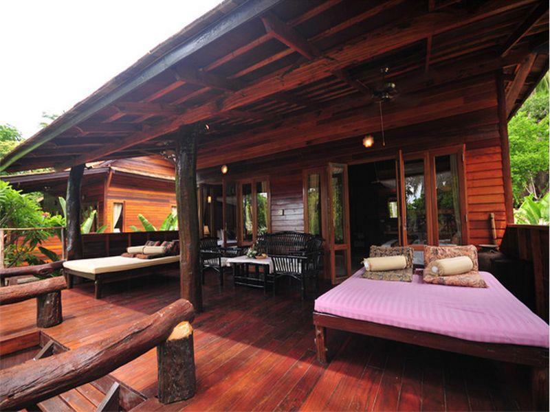 Photo Bungalow Hotel Sensi Paradise Koh Tao