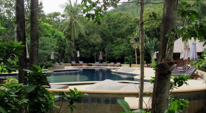 Piscine Hotel Sensi Beach Resort Ko tao