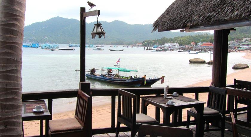 restaurant vue mer hotel sensi paradise