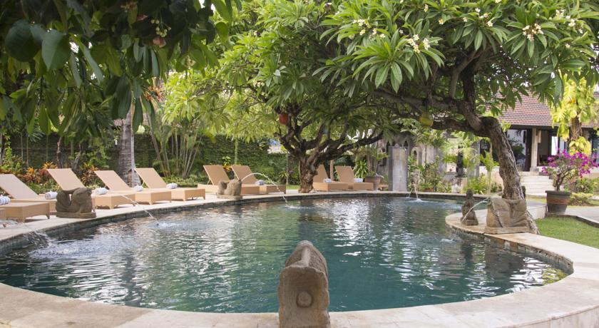Bali Amed Hotel Hidden Paradise Cottages piscine