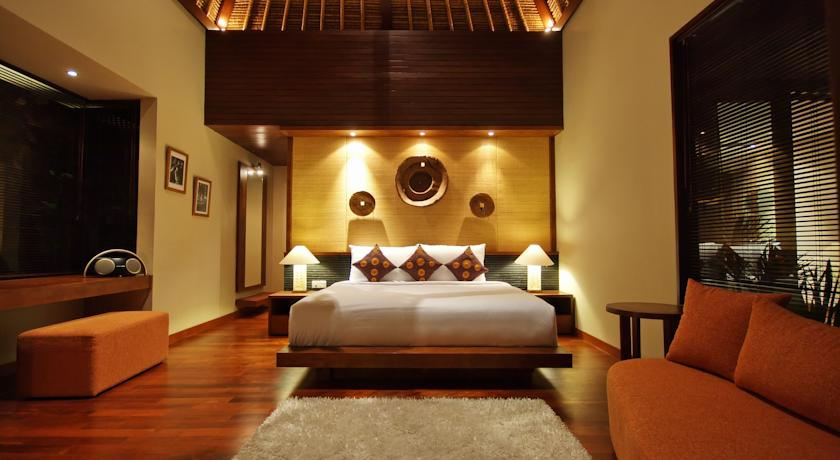 Bali Amed The Griya Villas and Spa chambre