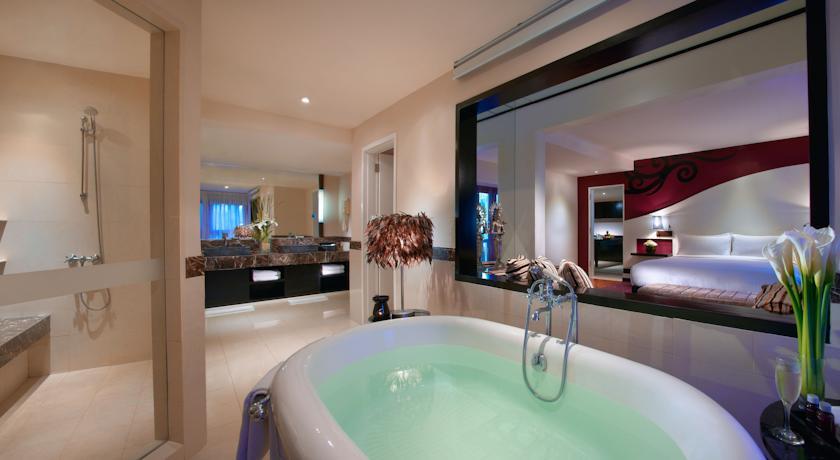 Bali Kuta Hard Rock Hotel Salle de bain