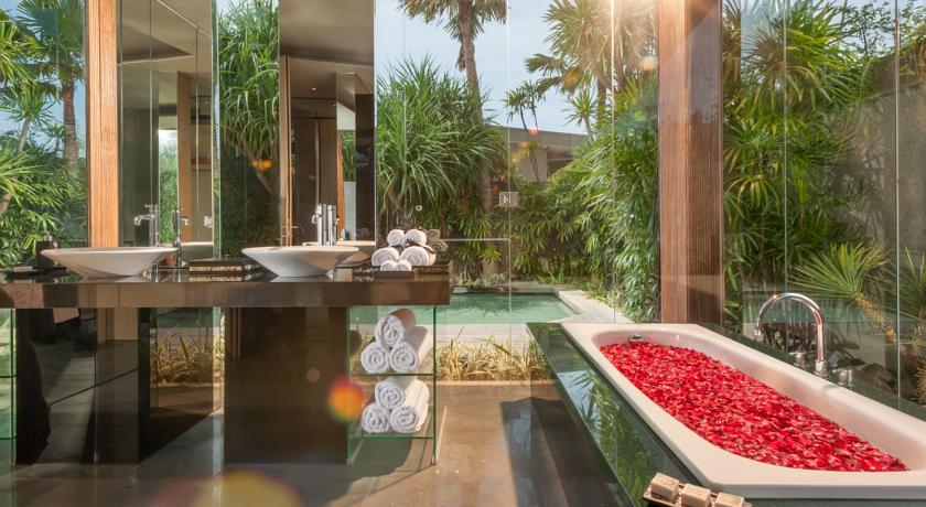 Bali Seminyak i-Villas by Karaniya Experience salle de bain