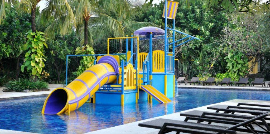 Hard Rock Hotel Bali vacances avec les enfants