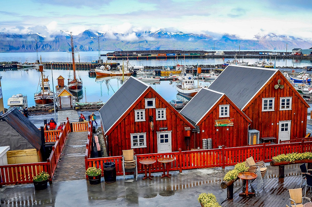 Husavik Islande