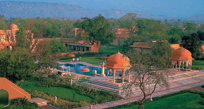 vacances en famille - Inde hotel Oberoi
