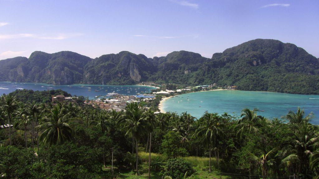 Viewpoint de Koh Phi Phi