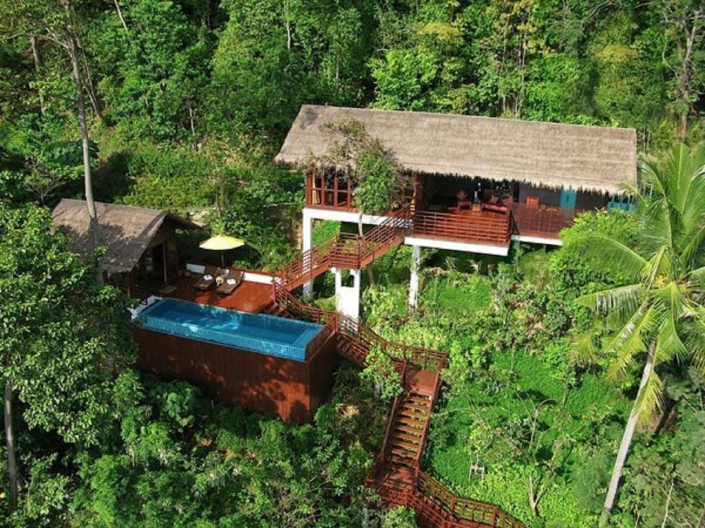 Koh Phi Phi - Zeavola Resort Bungalow