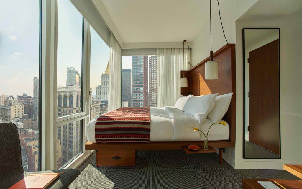 Hôtels à New York: Arlo Nomad Hotel