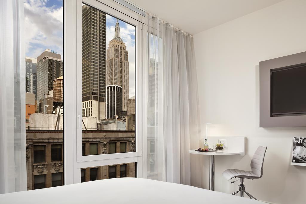 Hôtels à New York : Innside Hotel - Vue