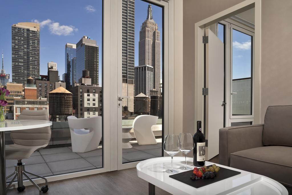 Hôtels à New York : Hôtel Innside Chambre avec Terrasse