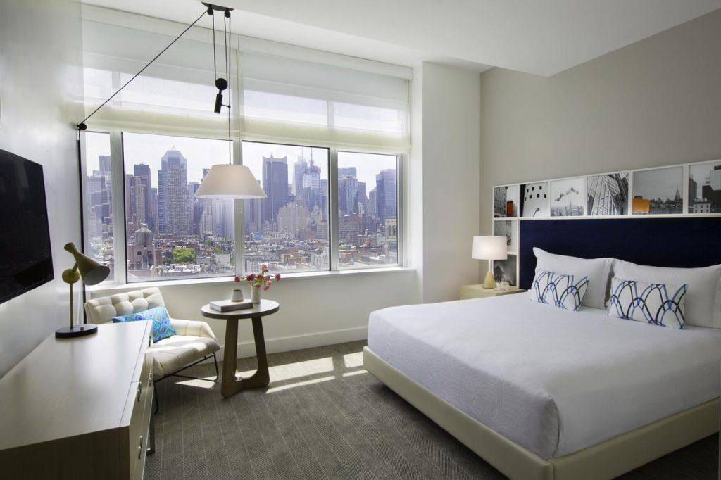 Hôtels à New York : Ink 48 Hotel Chambre