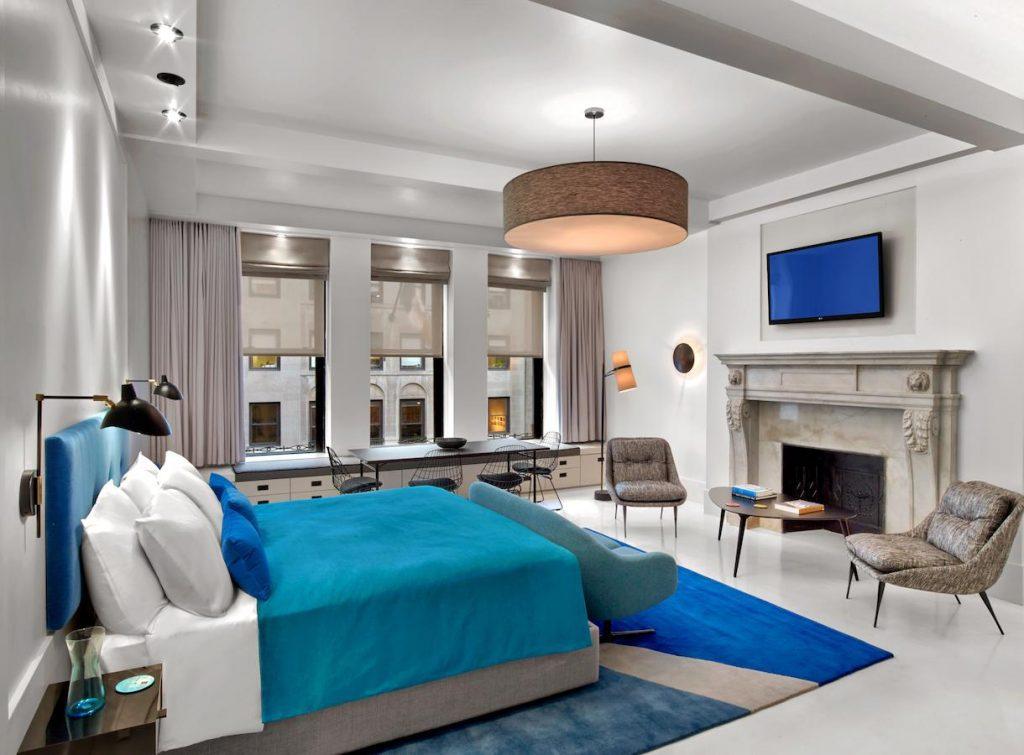 Hôtels à New York - The William - Chambre