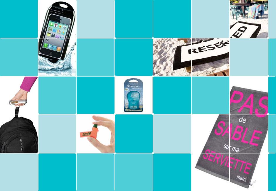 Gadgets Indispensables pour l'été