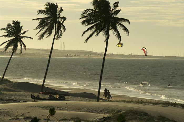 Kitesurf - Bresill