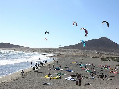 Kitesurf - El Medano