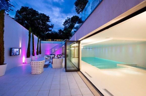 Piscines - architecte bassin interieur exterieur