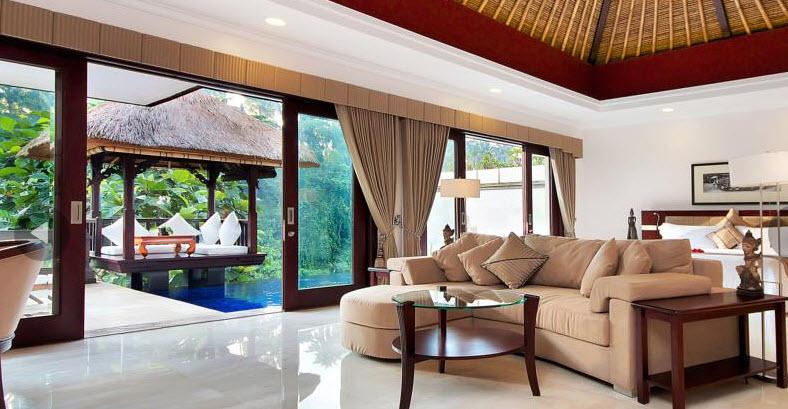 Viceroy Bali - Chambre salon
