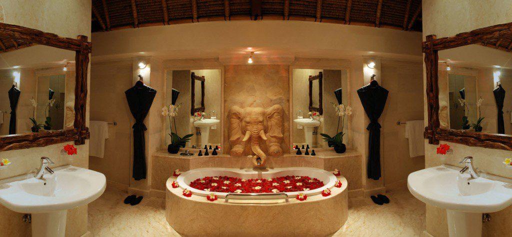 Viceroy Bali - Magnifique sdb