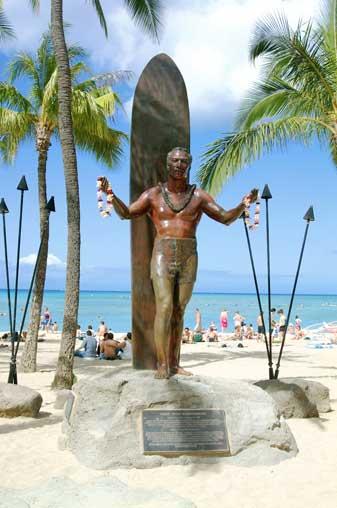 Oahu - Dieu du surf