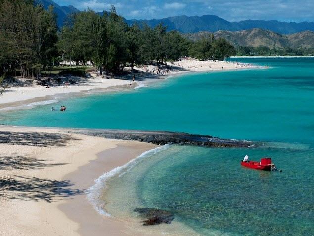 Oahu - lailua beach