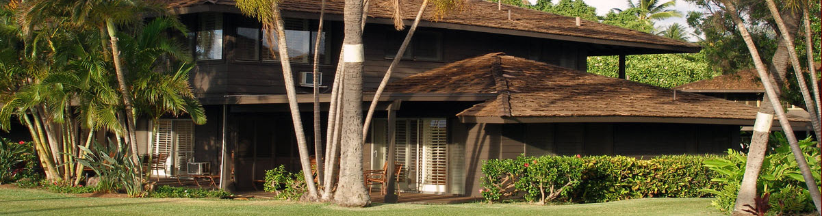hotel lahaina - cottage vue pres