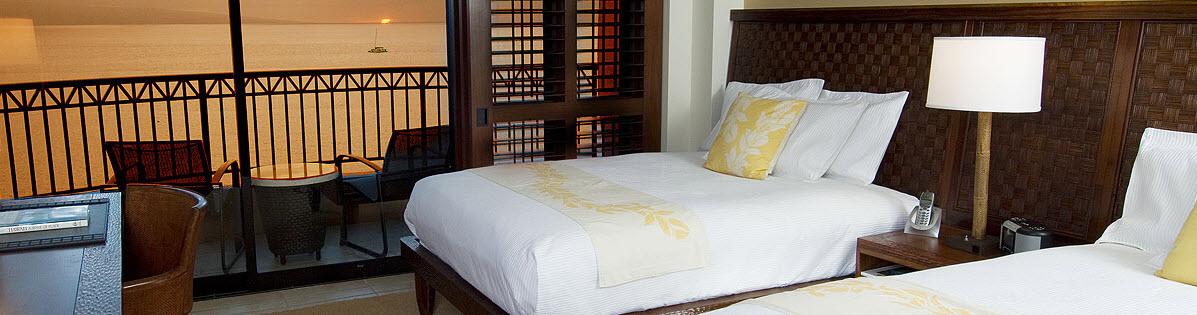 hotel lahina- chambre1